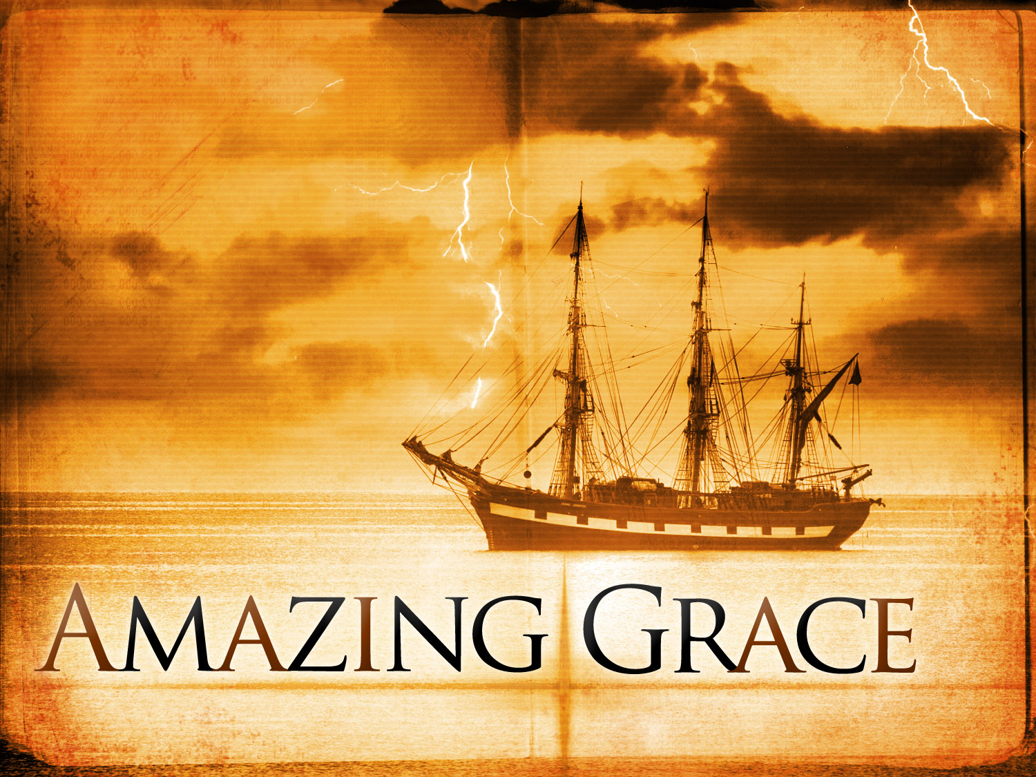 A Discourse on Grace Amazing