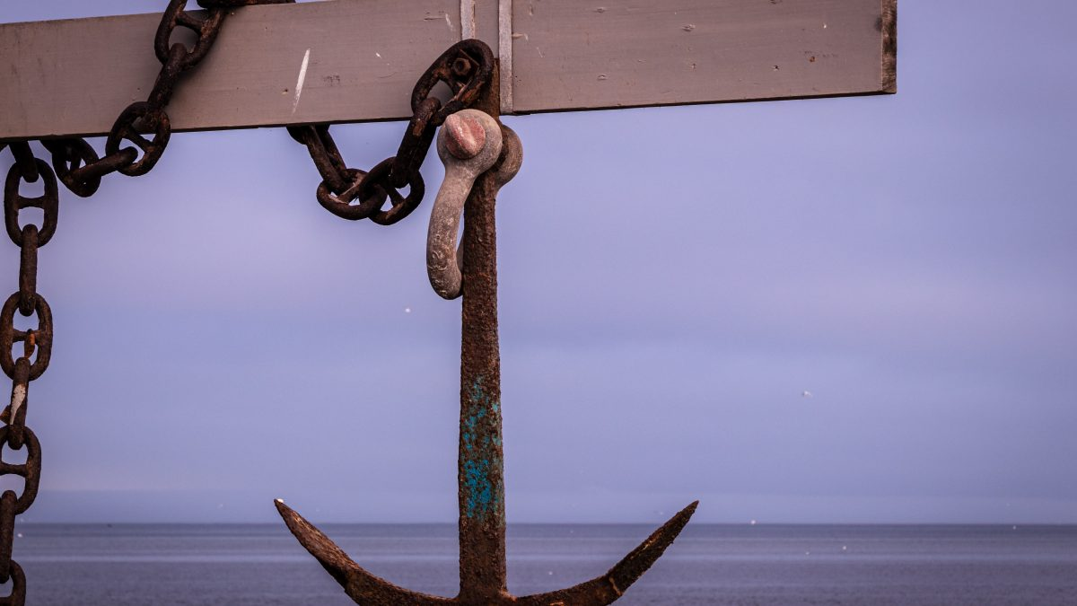 Guest Post: Anchors For the Soul